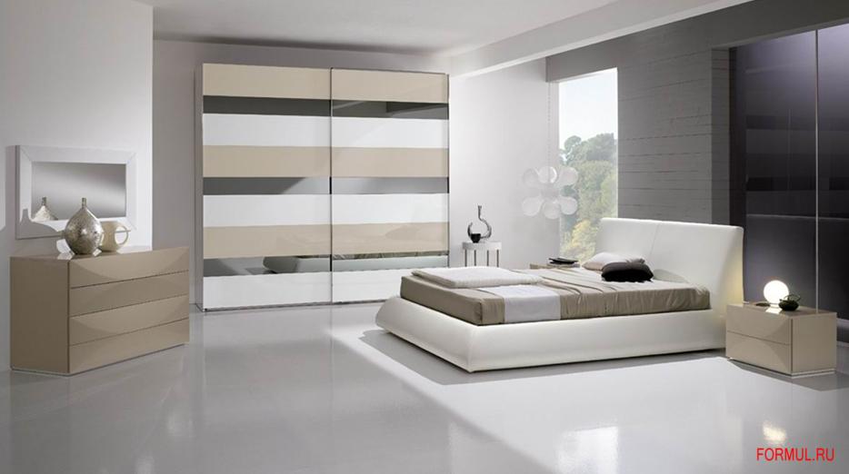 Спальный гарнитур Spar K33  Купить Мебель для Спальни Италия