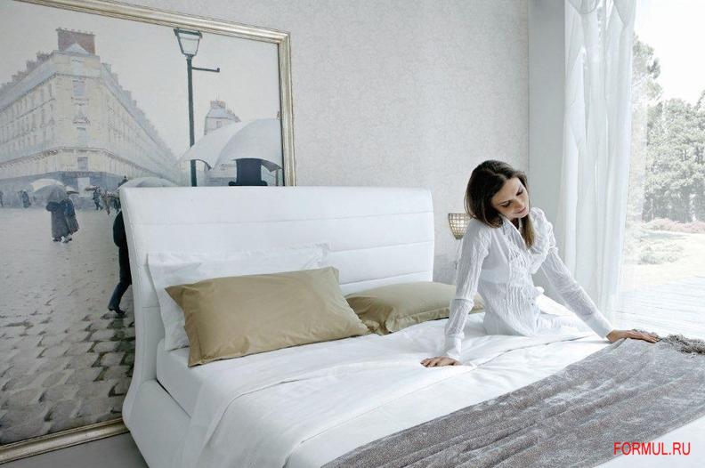 Кровать Nicoline Twister