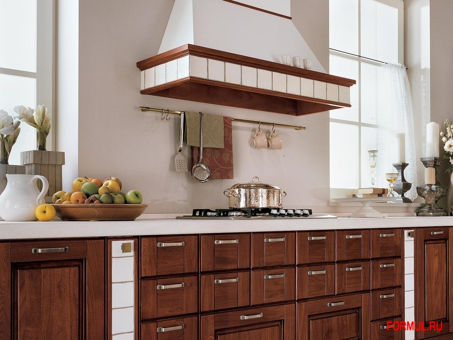 Cucine lube in legno