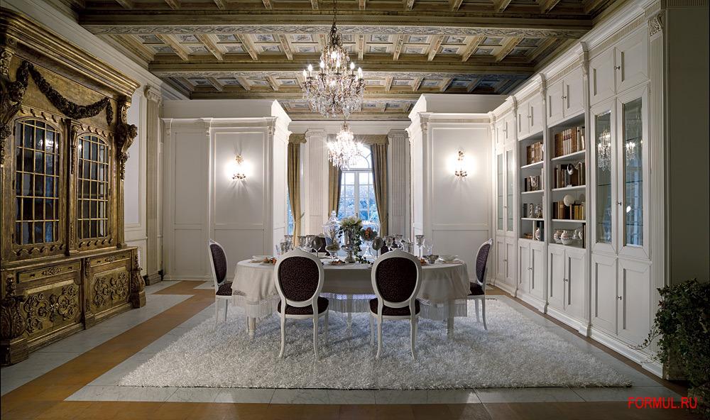 Кухни Aster - элитная итальянская мебель для кухни в Москве
