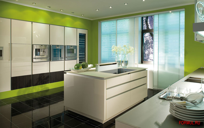 beckermann kuchen leonardo. Black Bedroom Furniture Sets. Home Design Ideas