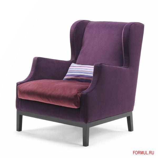 Кресло living divani chauffeuse