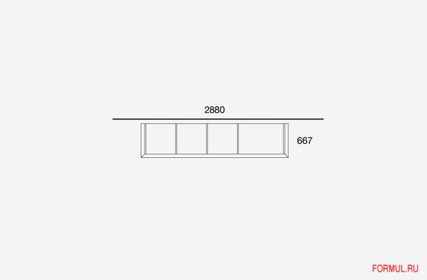 Шкаф Pentamobili 36