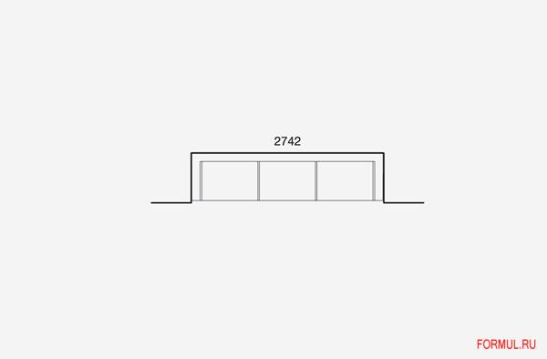 Шкаф Pentamobili 47