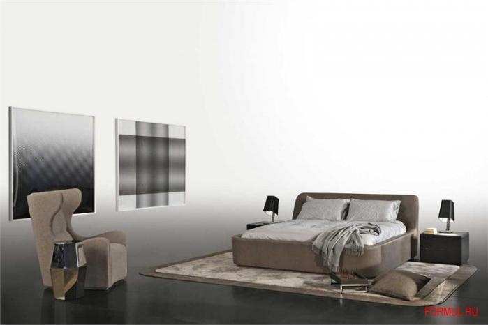 Кровать Smania CONTINENTAL