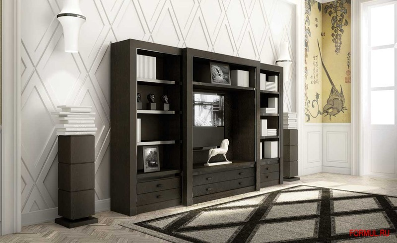 Книжный шкаф Smania DUKE