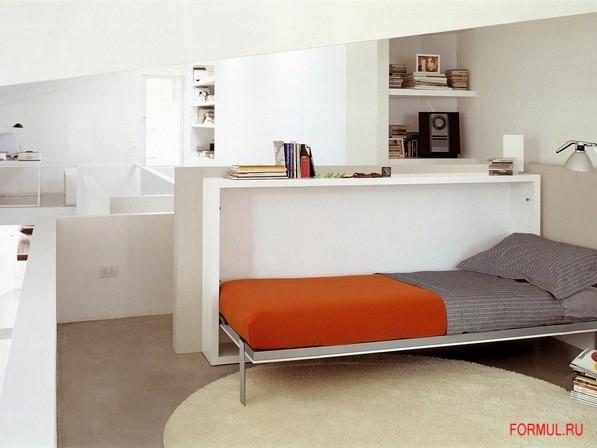 Кровать Clei Poppi Desk