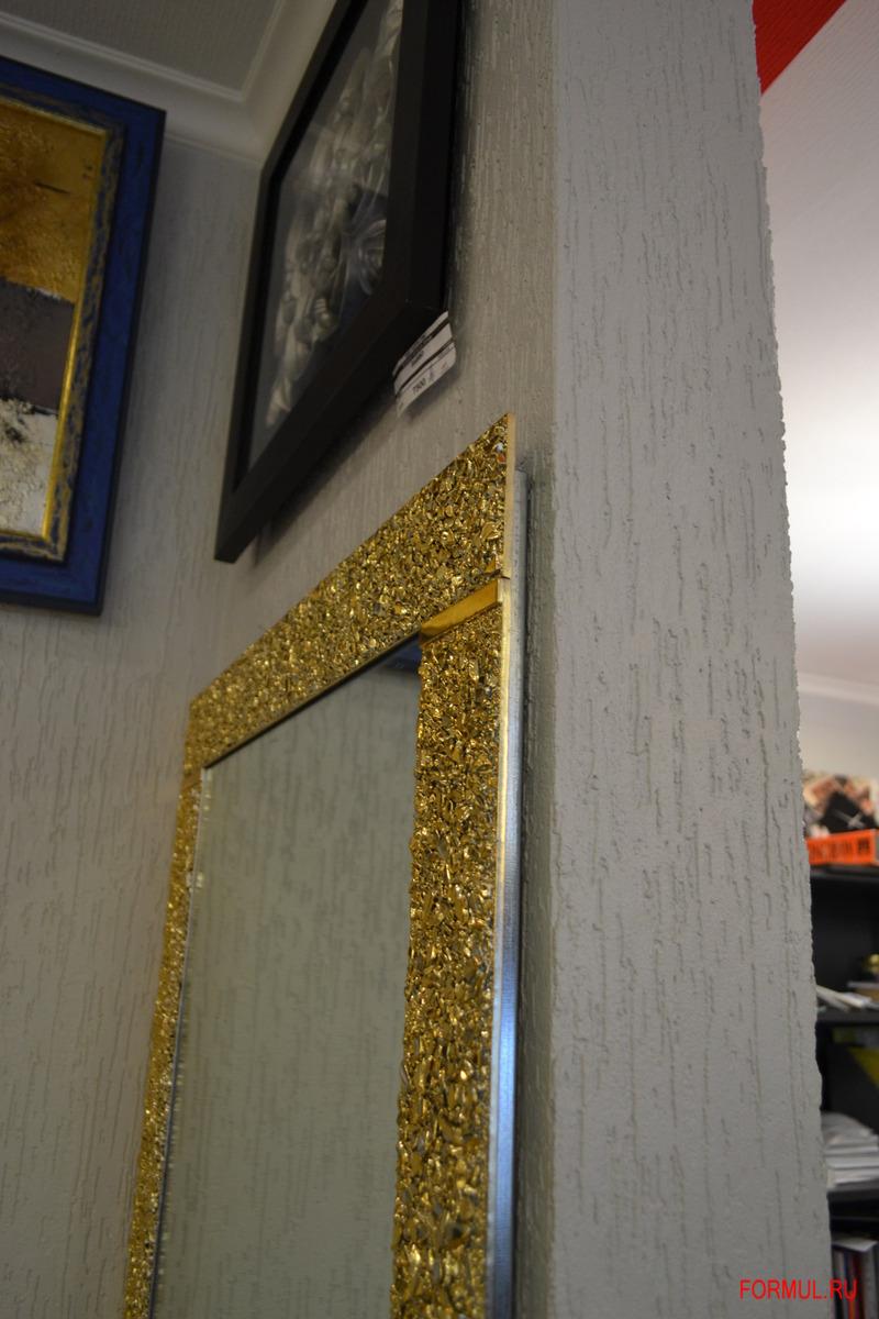 Зеркало Bagno Piu sp-3 gold