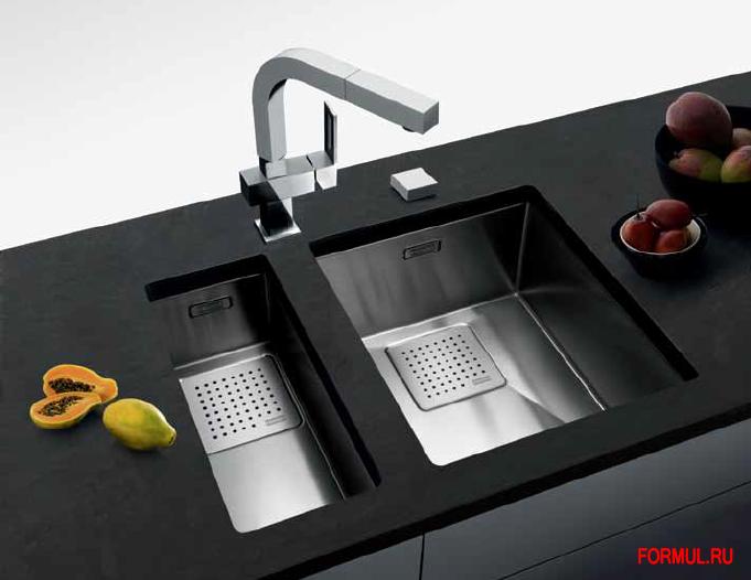 Кухонная мойка Franke Peak PKX 110-40