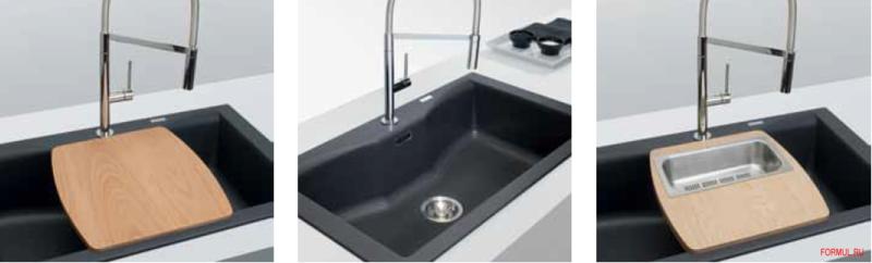 Кухонная мойка Franke Acquario ACG 610 N