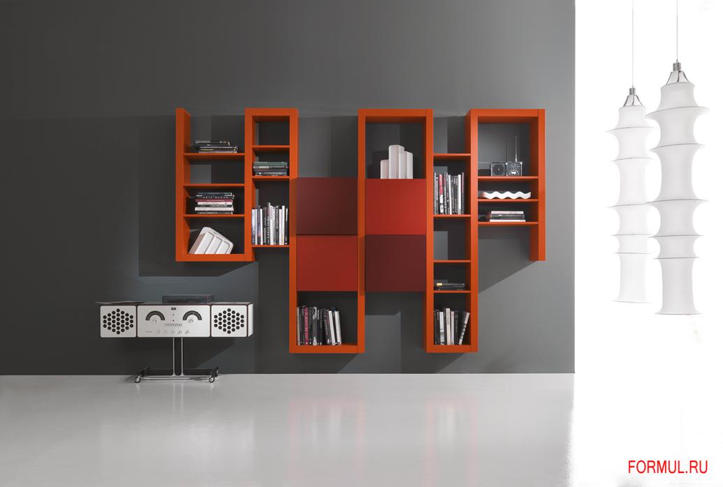 Полка для книг, fimar - мебель мр.