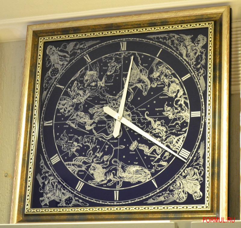 Часы Tonin Casa Zodiaco Blu 7913