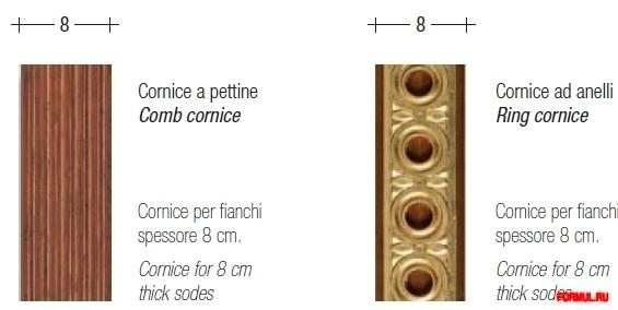 Гостиная Formichi Complements Regency