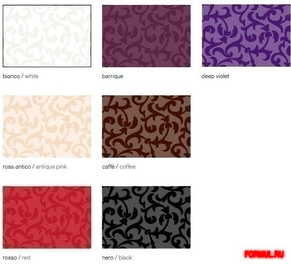 Комплект мебели для ванной Rifra Zenit comp.4