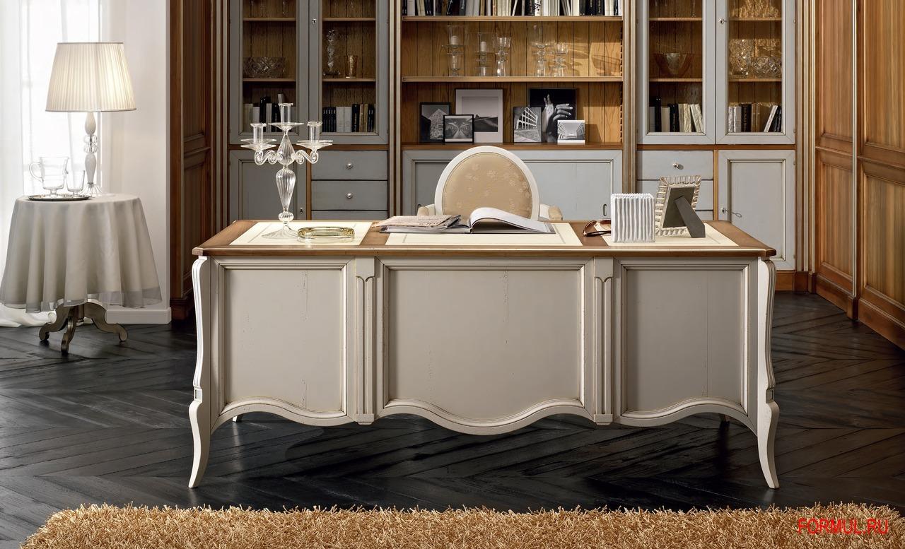 Кабинет F.M. Bottega Darte 603 | Купить Мебель руководителя Италия
