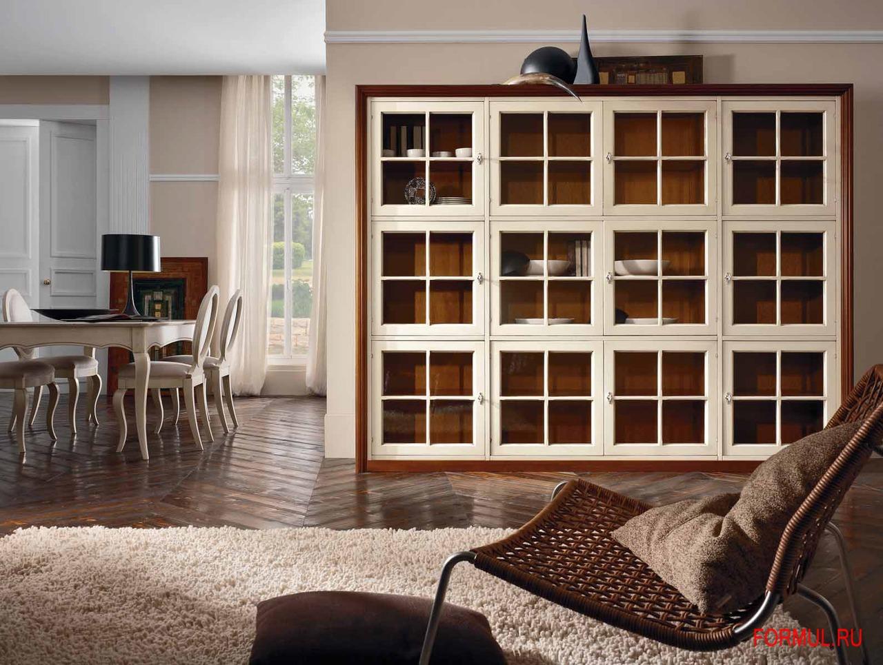 Стенка F.M. Bottega Darte GV2940 | Купить Мебель для Гостиной Италия
