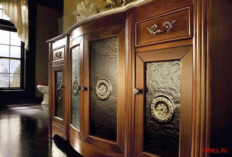 Комплект мебели для ванной Bagno Piu Royal