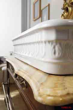 Комплект мебели для ванной Bagno Piu Parigi