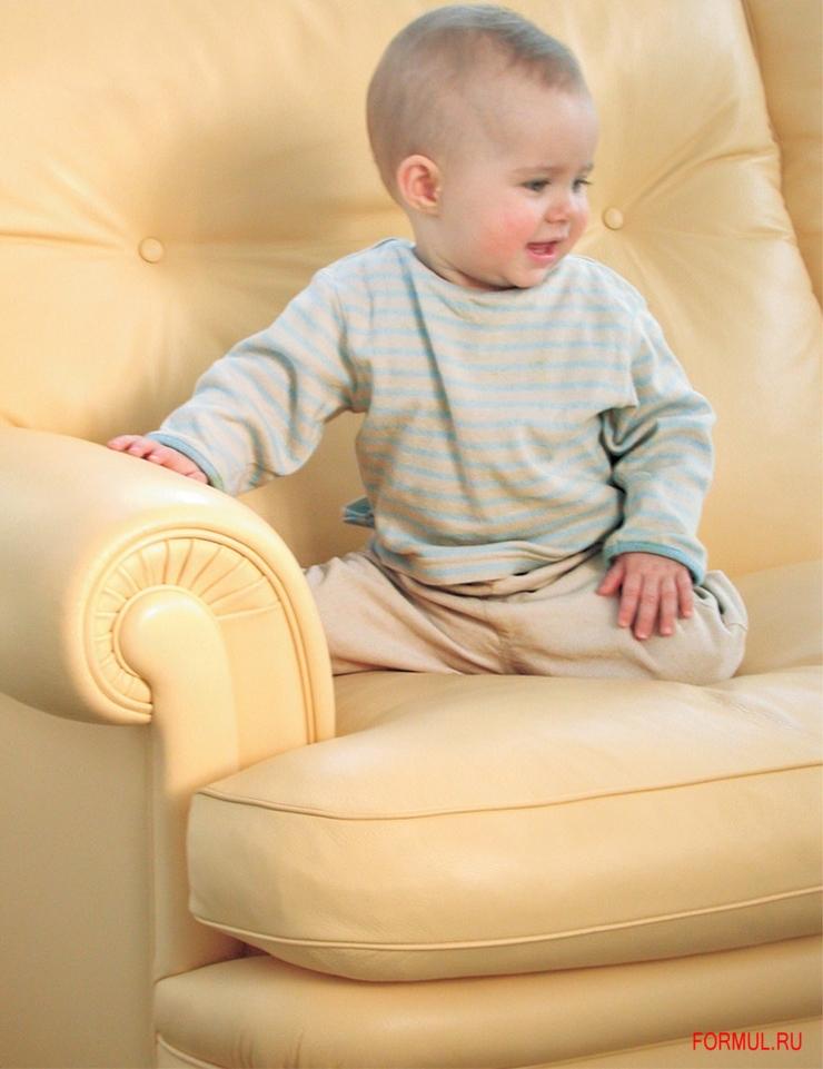 Диван и кресло Poltrona Frau Dream/A