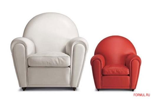 Кресло Poltrona Frau New Deal