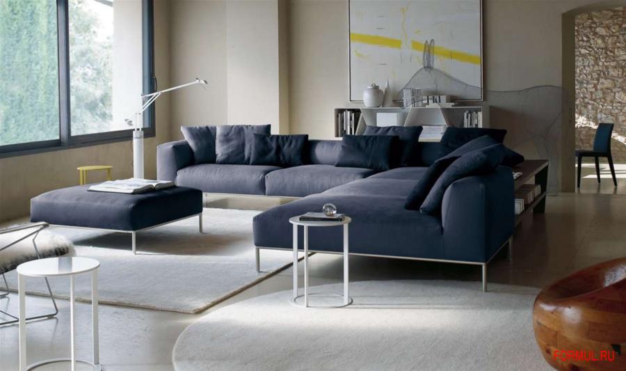 FORMUL.RU :: Мебель для Гостиной - Диван B&B Italia FRANK, На ...