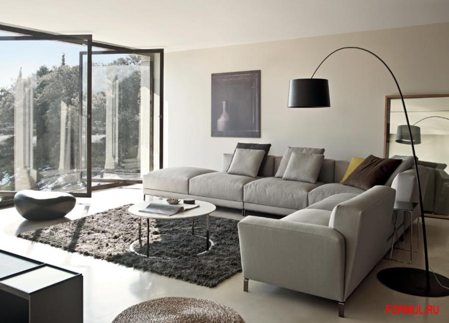 FORMUL.RU :: Мебель для Гостиной - Диван B&B Italia LUIS, На заказ ...