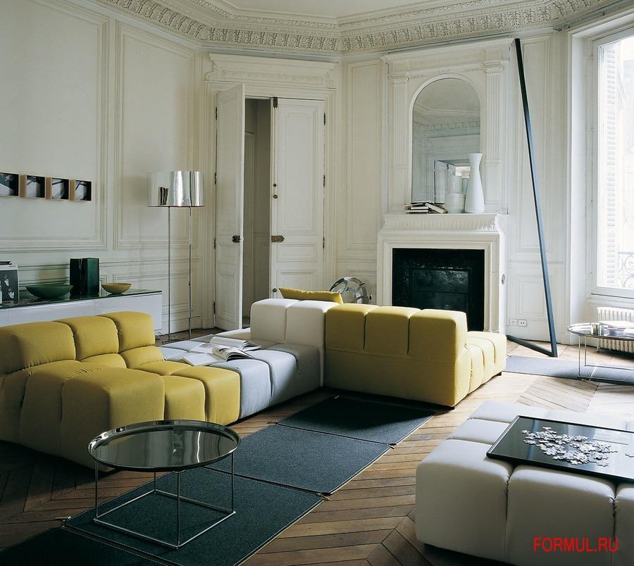 FORMUL.RU :: Мебель для Гостиной - Диван B&B Italia TIFTY-TIME, На ...