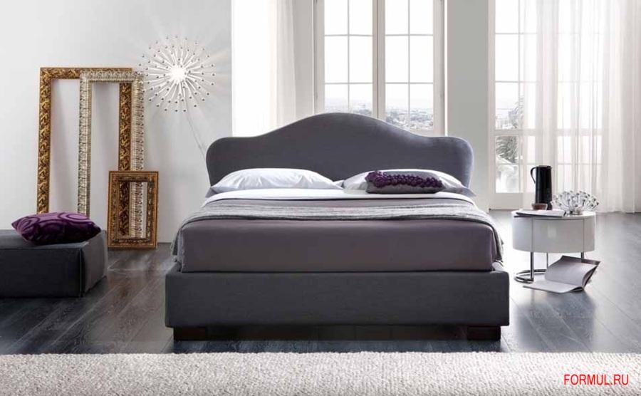 Кровать Compagnia DELLA Notte CHAROL | Купить Мебель для Спальни Италия