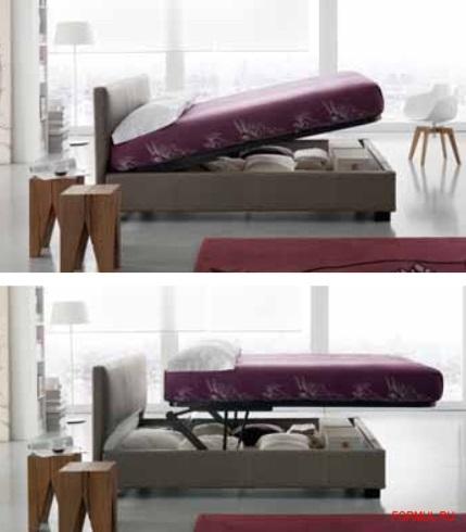 Кровать Compagnia DELLA Notte TREND | Купить Мебель для Спальни Италия