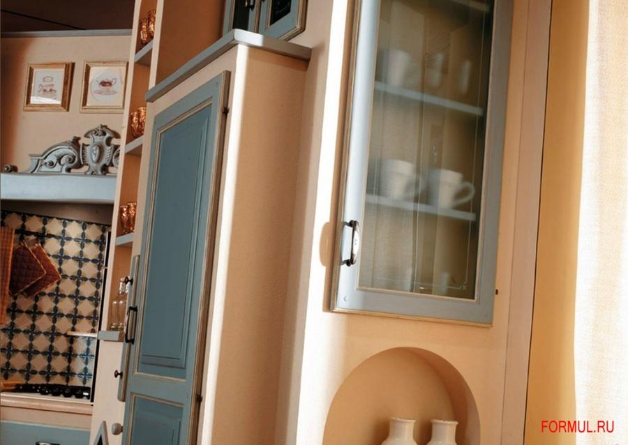 Кухня Le Cucine Dei Mastri Mastro LEONE Blue | Купить Мебель для ...