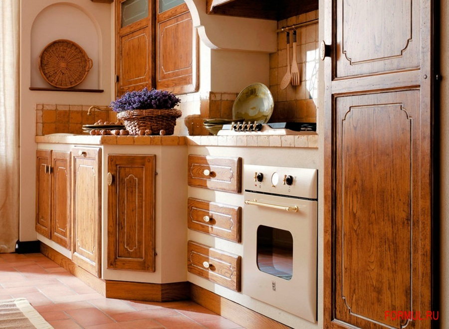 Кухня Le Cucine Dei Mastri Mastro NANDO | Купить Мебель для Кухни Италия