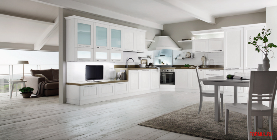 Салон магазин мебели из Италии, Мебель для Кухни AR-TRE, Кухня Cloe ...