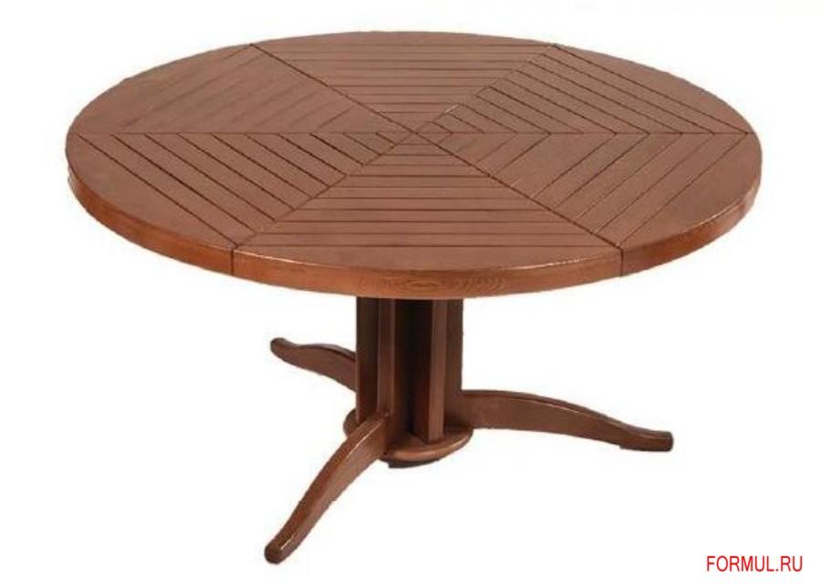 Стол круглый деревянный своими руками