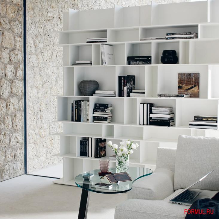 Книжный шкаф Cattelan Italia Wally