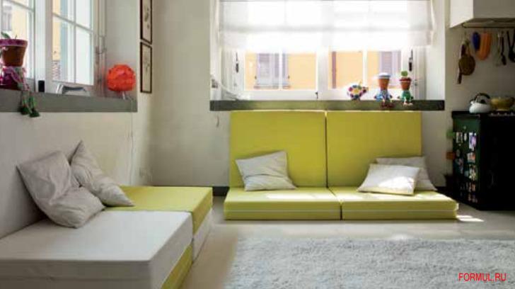 Диван кровать Milano Bedding Booklet