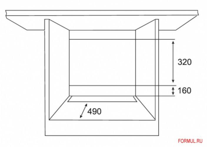 Духовой шкаф KUPPERSBERG RC 699 C Gold