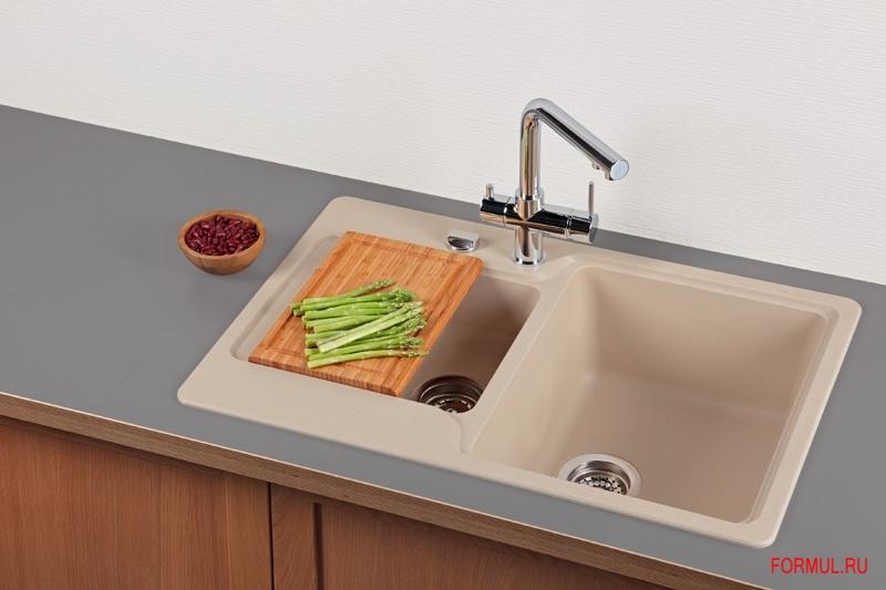 Кухонная мойка Schock Cambridge 60