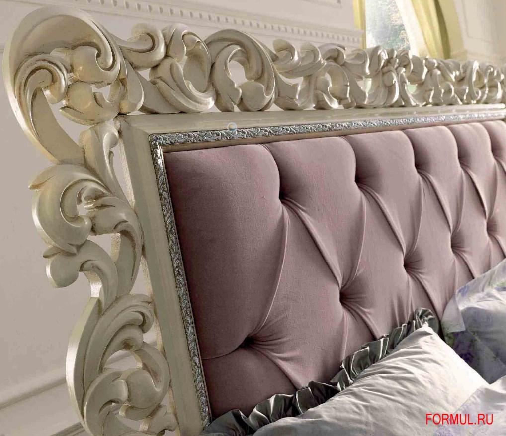 Кровать с багетом своими руками 64