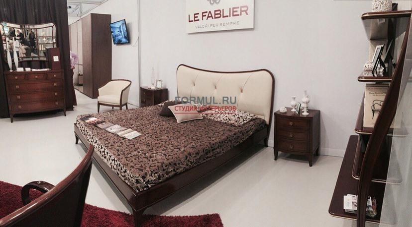 Кровать Le Fablier Nuvola G258