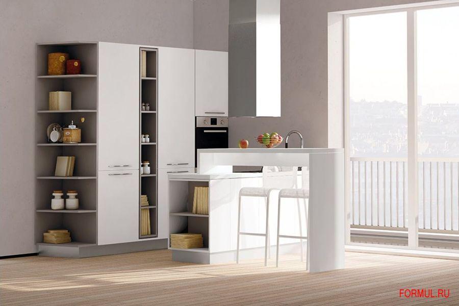 Arredamento cucina soggiorno ambiente unico