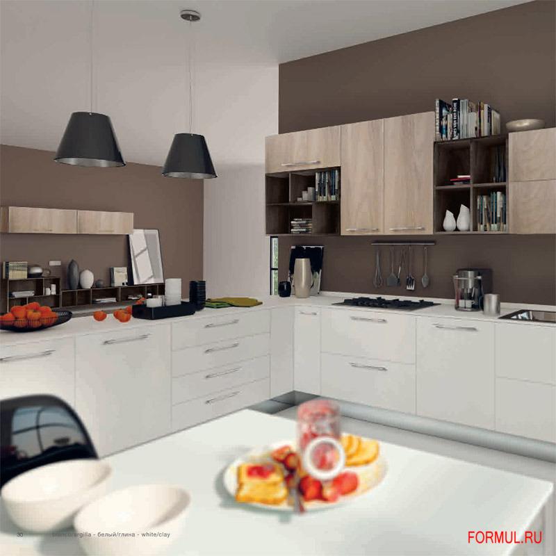 Кухня Concreta Cucine Samoa | Купить Мебель для Кухни Италия