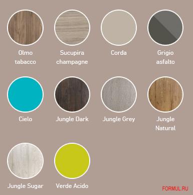 Кухня Febal Sand Industrial Edition
