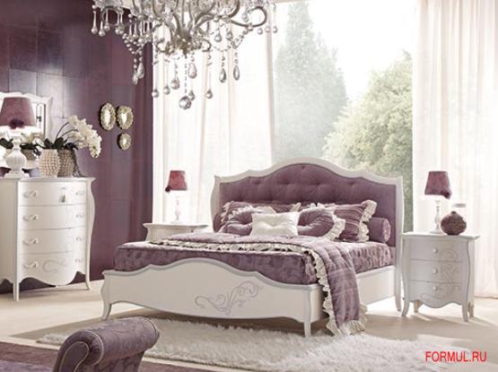 Кровать Signorini coco 7002 | Купить Мебель для Спальни Италия
