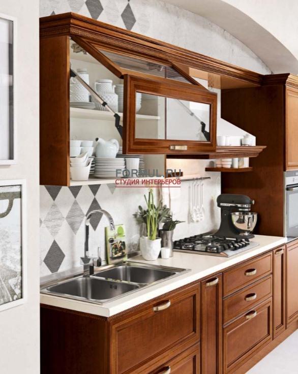 Кухня Le Fablier Cucina I Ciliegi | Купить Мебель для Кухни Италия