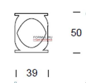 Столик Tonin Casa RIMINI - 6233