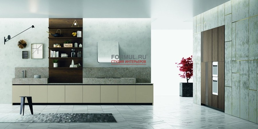 Кухня Doimo Cucine Materia | Купить Мебель для Кухни Италия
