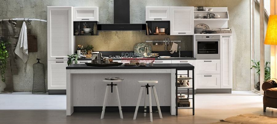 Cucine moderne stosa