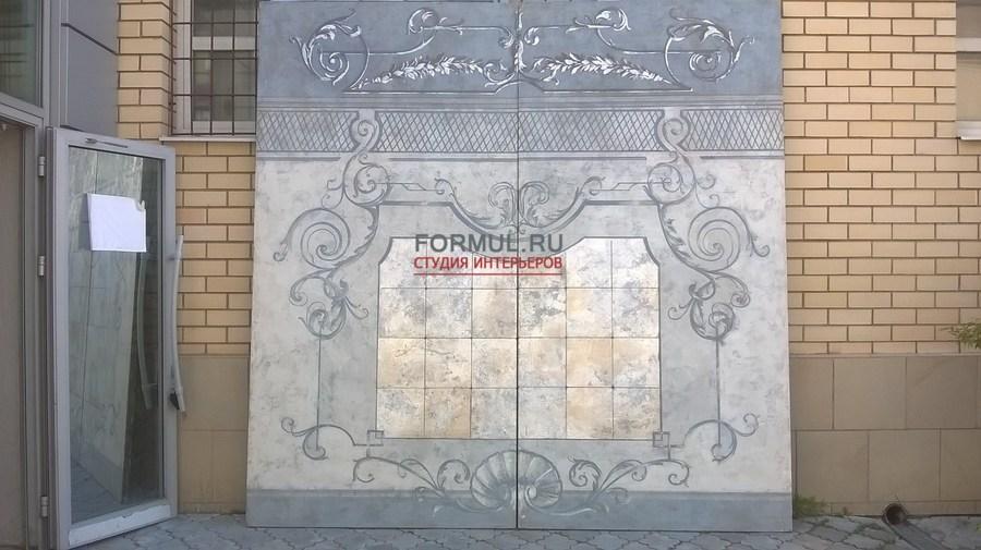 Фреска Momenti casa Лефретанс