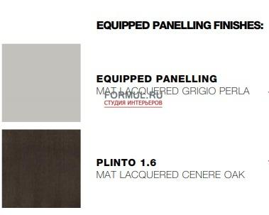 Стенка Former Panelling + Plinto 1.6