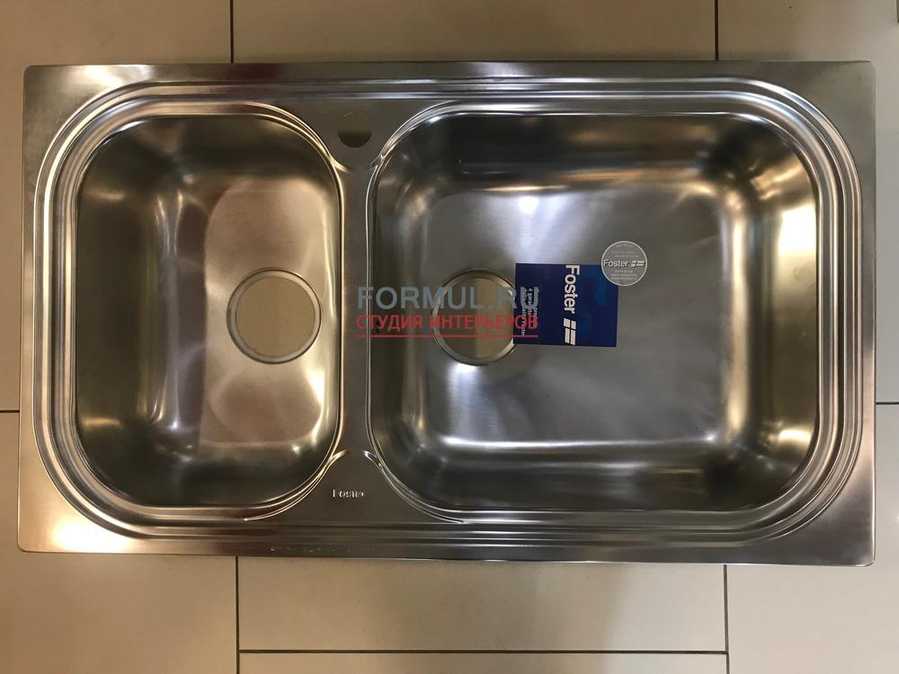 Кухонная мойка Plados Big bowl 1562/000